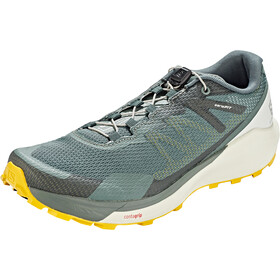 Salomon Sense Ride 3 Chaussures Homme, balsam green/vanilla ice/sulphur